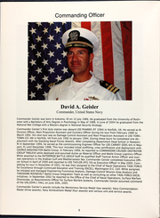 Page 8, 2006 Edition, John Hall (FFG 32) - Naval Cruise Book online yearbook collection