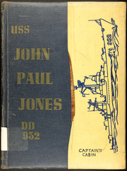 Page 1, 1956 Edition, John Paul Jones (DDG 32) - Naval Cruise Book online yearbook collection