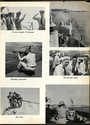 Page 15, 1956 Edition, John Paul Jones (DDG 32) - Naval Cruise Book online yearbook collection