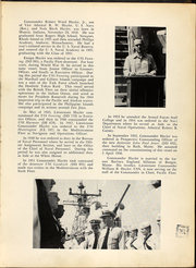 Page 17, 1956 Edition, John Paul Jones (DDG 32) - Naval Cruise Book online yearbook collection