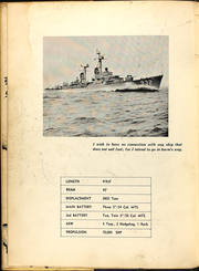 Page 6, 1956 Edition, John Paul Jones (DDG 32) - Naval Cruise Book online yearbook collection