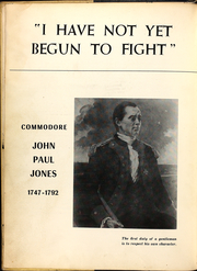 Page 8, 1956 Edition, John Paul Jones (DDG 32) - Naval Cruise Book online yearbook collection