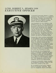 Page 10, 1969 Edition, John Paul Jones (DDG 32) - Naval Cruise Book online yearbook collection