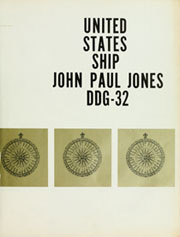Page 5, 1969 Edition, John Paul Jones (DDG 32) - Naval Cruise Book online yearbook collection