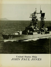Page 6, 1969 Edition, John Paul Jones (DDG 32) - Naval Cruise Book online yearbook collection