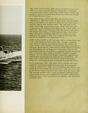 Page 7, 1969 Edition, John Paul Jones (DDG 32) - Naval Cruise Book online yearbook collection