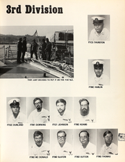 Page 17, 1975 Edition, John Paul Jones (DDG 32) - Naval Cruise Book online yearbook collection