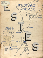 Page 1, 1968 Edition, Estes (AGC 12) - Naval Cruise Book online yearbook collection