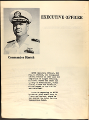 Page 10, 1968 Edition, Estes (AGC 12) - Naval Cruise Book online yearbook collection
