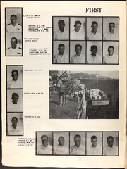 Page 12, 1968 Edition, Estes (AGC 12) - Naval Cruise Book online yearbook collection