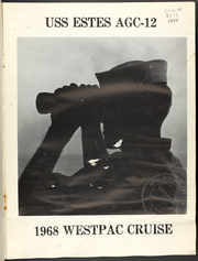 Page 3, 1968 Edition, Estes (AGC 12) - Naval Cruise Book online yearbook collection