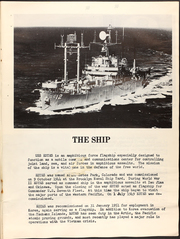 Page 7, 1968 Edition, Estes (AGC 12) - Naval Cruise Book online yearbook collection