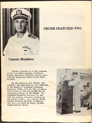 Page 8, 1968 Edition, Estes (AGC 12) - Naval Cruise Book online yearbook collection