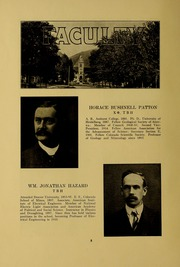 Page 12, 1915 Edition, Colorado School of Mines - Prospector Yearbook (Golden, CO) online yearbook collection