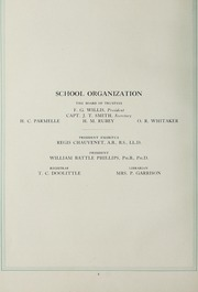 Page 16, 1917 Edition, Colorado School of Mines - Prospector Yearbook (Golden, CO) online yearbook collection