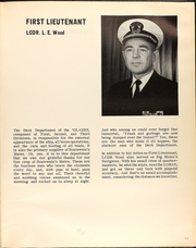 Page 15, 1968 Edition, Everglades (AD 24) - Naval Cruise Book online yearbook collection