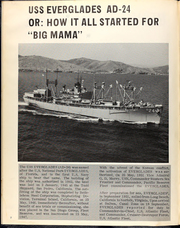 Page 6, 1968 Edition, Everglades (AD 24) - Naval Cruise Book online yearbook collection