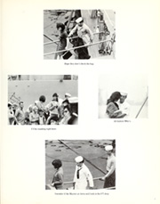 Page 13, 1967 Edition, Eversole (DD 789) - Naval Cruise Book online yearbook collection