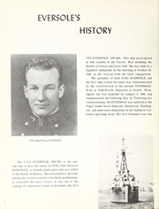 Page 6, 1967 Edition, Eversole (DD 789) - Naval Cruise Book online yearbook collection