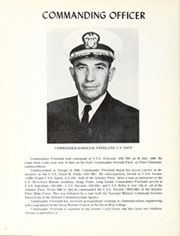 Page 8, 1967 Edition, Eversole (DD 789) - Naval Cruise Book online yearbook collection
