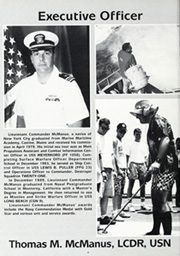 Page 10, 1993 Edition, Fanning (FF 1076) - Naval Cruise Book online yearbook collection