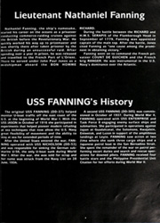Page 13, 1993 Edition, Fanning (FF 1076) - Naval Cruise Book online yearbook collection