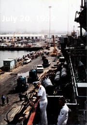 Page 5, 1993 Edition, Fanning (FF 1076) - Naval Cruise Book online yearbook collection