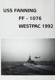 Page 6, 1993 Edition, Fanning (FF 1076) - Naval Cruise Book online yearbook collection
