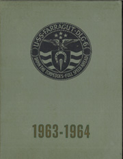 Page 1, 1964 Edition, Farragut (DLG 6) - Naval Cruise Book online yearbook collection