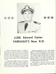 Page 10, 1964 Edition, Farragut (DLG 6) - Naval Cruise Book online yearbook collection