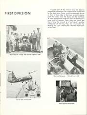 Page 16, 1964 Edition, Farragut (DLG 6) - Naval Cruise Book online yearbook collection