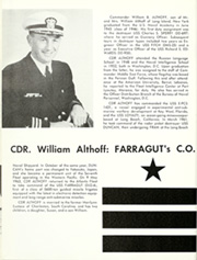 Page 8, 1964 Edition, Farragut (DLG 6) - Naval Cruise Book online yearbook collection