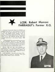 Page 9, 1964 Edition, Farragut (DLG 6) - Naval Cruise Book online yearbook collection