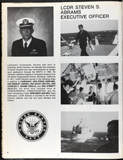 Page 12, 1977 Edition, Farragut (DDG 37) - Naval Cruise Book online yearbook collection