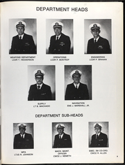 Page 13, 1977 Edition, Farragut (DDG 37) - Naval Cruise Book online yearbook collection