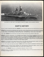 Page 7, 1977 Edition, Farragut (DDG 37) - Naval Cruise Book online yearbook collection