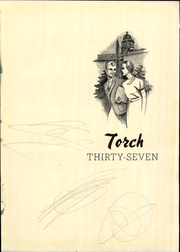 Page 8, 1937 Edition, Fullerton Junior College - Torch Yearbook (Fullerton, CA) online yearbook collection