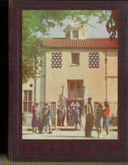 1940 Edition, Fullerton Junior College - Torch Yearbook (Fullerton, CA)