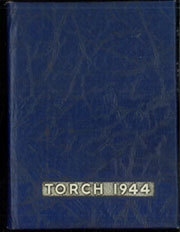 1944 Edition, Fullerton Junior College - Torch Yearbook (Fullerton, CA)
