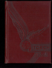 1948 Edition, Fullerton Junior College - Torch Yearbook (Fullerton, CA)
