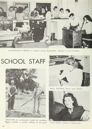 Page 18, 1949 Edition, Fullerton Junior College - Torch Yearbook (Fullerton, CA) online yearbook collection