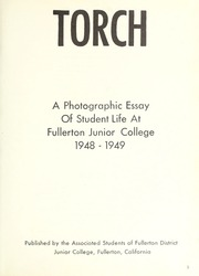 Page 7, 1949 Edition, Fullerton Junior College - Torch Yearbook (Fullerton, CA) online yearbook collection
