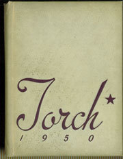 1950 Edition, Fullerton Junior College - Torch Yearbook (Fullerton, CA)