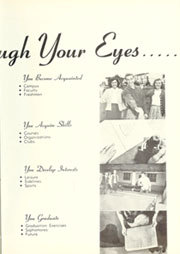 Page 11, 1950 Edition, Fullerton Junior College - Torch Yearbook (Fullerton, CA) online yearbook collection
