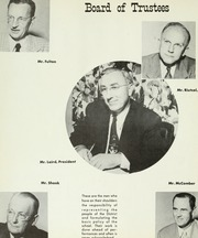 Page 12, 1953 Edition, Fullerton Junior College - Torch Yearbook (Fullerton, CA) online yearbook collection