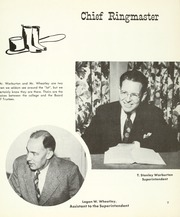 Page 13, 1953 Edition, Fullerton Junior College - Torch Yearbook (Fullerton, CA) online yearbook collection