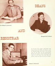 Page 15, 1953 Edition, Fullerton Junior College - Torch Yearbook (Fullerton, CA) online yearbook collection