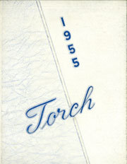 1955 Edition, Fullerton Junior College - Torch Yearbook (Fullerton, CA)