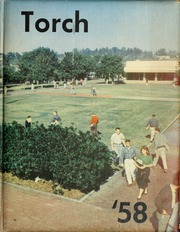 1958 Edition, Fullerton Junior College - Torch Yearbook (Fullerton, CA)