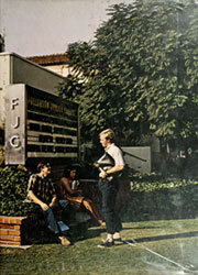 1969 Edition, Fullerton Junior College - Torch Yearbook (Fullerton, CA)